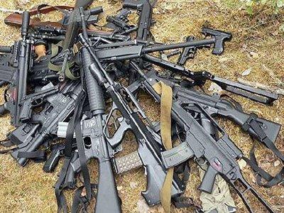 Стало відомо скільки зброї перебуває на руках у мешканців Тернопільщини