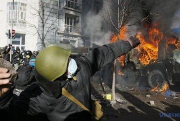 2014 рік: три дні лютого, які українці не забудуть ніколи: Майдан. Миттєвості кульмінаційних подій Революції Гідності (ФОТОРЕПОРТАЖ)
