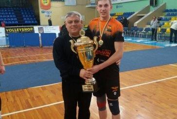 Студент ТНЕУ – володар Кубка України з волейболу (ФОТО)