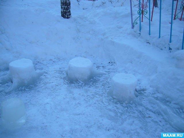 Вода зі снігу пришвидшує ріст