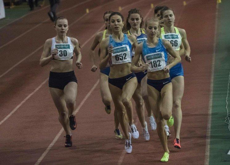 Легкоатлети Зборівської ДЮСШ відзначились на чемпіонаті області (ФОТО)