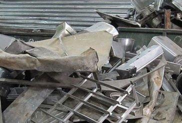 Щоб не заржавіло: житель Борщівщини здав на металобрухт комплектуючі автомобіля агропідприємства