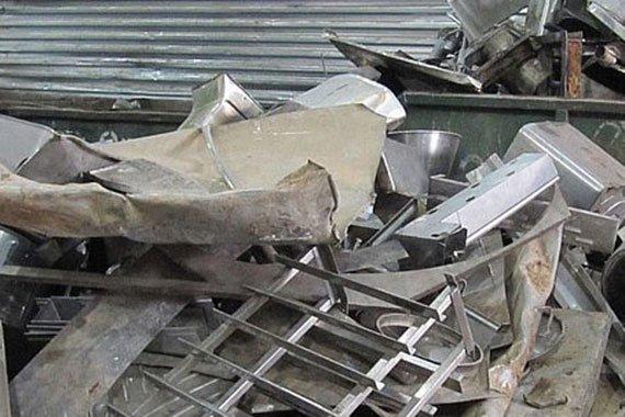 На Тернопільщині затримали збирача металу на чужому обійсті