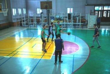 У ТНЕУ відбулися змагання на кубок КЕПІТ з баскетболу 3×3 серед юнаків (ФОТО)