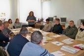 У Гусятині колишні воїни АТО отримали консультації фахівців (ФОТО)
