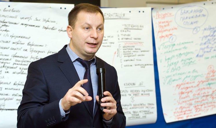 Степан Барна: Тернопільщина підвищує свої показники щодо залучення як зовнішніх, так і внутрішніх інвестицій