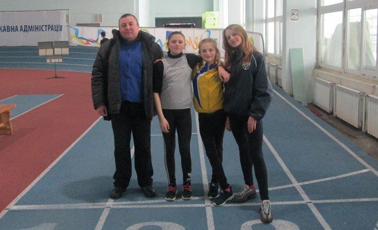 Юні атлети зі Зборівщини показали гарні результати з двоборства у Києві (ФОТО)
