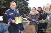 Тернопільські бійці віддали нагороди Президенту (ФОТО, ВІДЕО)
