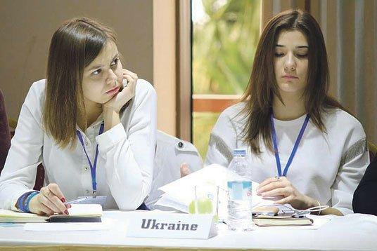 Студенти ТНЕУ представляли Україну на Міжнародному молодіжному форумі в Грузії (ФОТО)