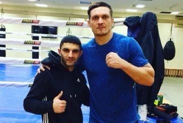 Український боксер Артем Далакян проведе перший захист титулу чемпіона світу WBA у Києві
