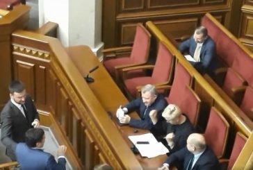 У мережі з'явилося відео реакції Гонтаревої на звільнення (ВІДЕО)
