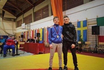 Студенти ТНЕУ привезли нагороди з міжнародного кадетського турніру з греко-римської боротьби (ФОТО)