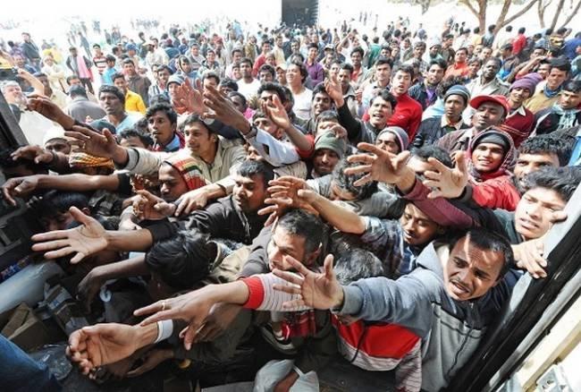 Кількість біженців у світі побила рекорд