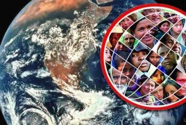 Населення Землі стрімко зростає