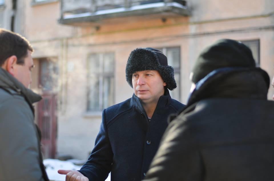 Очільник Тернопільщини Степан Барна: «Люди мають бачити, що держава реагує на їх звернення»