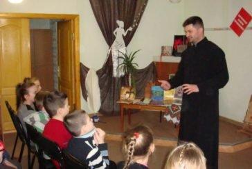 У Тернопільській дитячій бібліотеці відбуваються години Духовності (ФОТО)