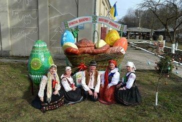 Найбільший в Україні лемківський кошик створили у Монастириськах (ФОТО)