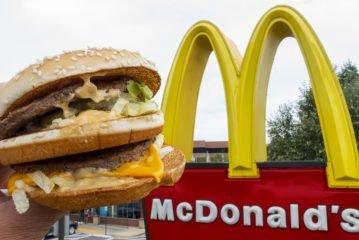McDonalds у Тернополі: з хворої голови - на здорову