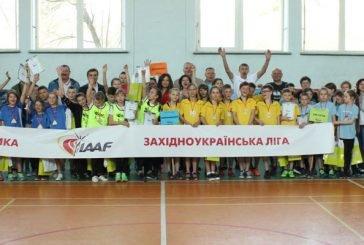 Тернополяни перемогли у Західноукраїнській Лізі за програмою IAAF «Дитяча легка атлетика» (ФОТО)