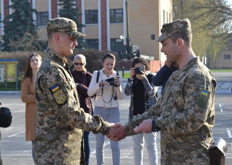 21-річний солдат Ростислав Мишка з Тернопільщини отримав чотири нагороди за героїзм (ФОТО)