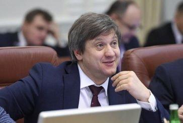 Скільки заробляє секретар РНБО Данилюк?