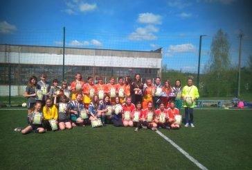 Уперше провели турнір з міні-футболу серед дівчат «Шумська весна-2018» (ФОТО)