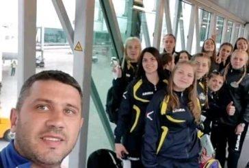 Кременецькі регбістки виступають на Чемпіонаті Європи у Франції (ФОТО)