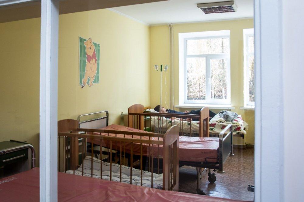 У міській дитячій лікарні Тернополя відремонтували інфекційне відділення (ФОТО)