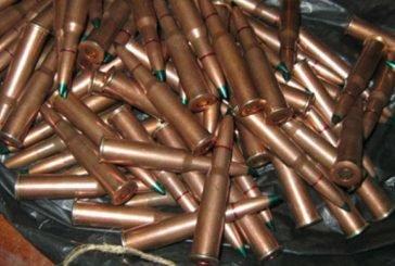 На Кременеччині в чоловіка вилучили більше 100 набоїв, які він випадково знайшов