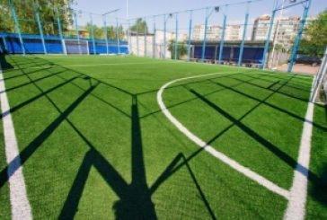 Біля тернопільської школи облаштують сучасне футбольне поле зі штучним покриттям