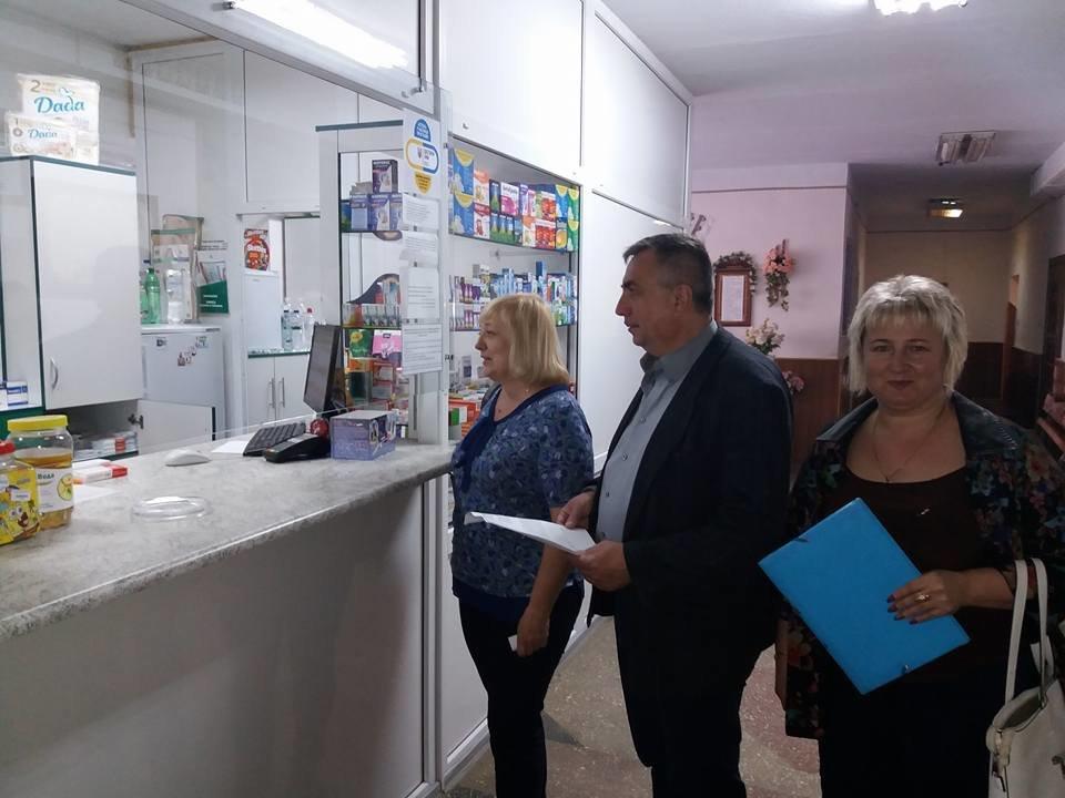 В аптеках Тернопільщини моніторять ціни