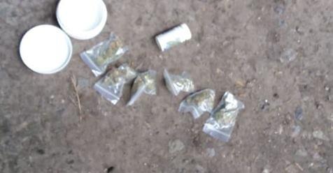 На Чорківщині впіймали двох торговців наркотиками