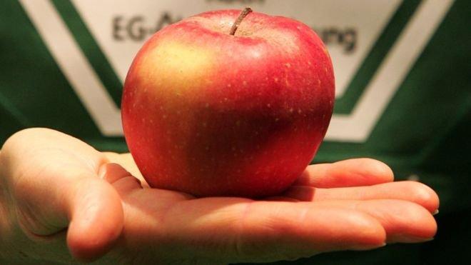 Американку в аеропорті оштрафували на $500 за яблуко