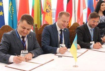 Голова Тернопільської облради Віктор Овчарук: «Обласна рада зацікавлена у розвитку взаємовигідного партнерства»