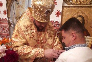 Голову Тернопільської облради Віктора Овчарука нагородили орденом (ФОТО)