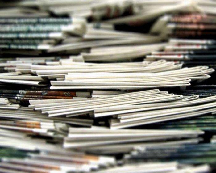 НСЖУ закликає Президента невідкладно стати на захист вітчизняних друкованих ЗМІ