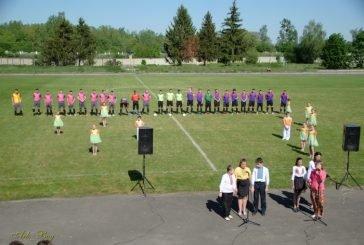 В Шумську відкрили оновлений міський стадіон (ФОТО)