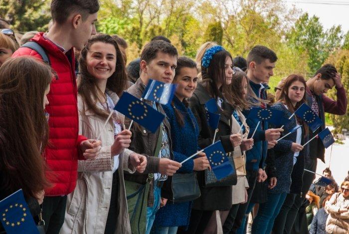 На Тернопільщині День Європи відзначать святковою концертною програмою