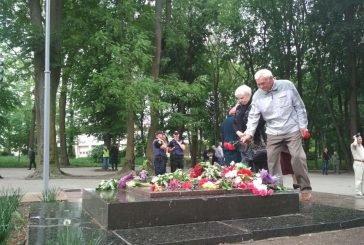 Квіти, сльози та дощ: як у Тернополі відзначали 9 травня (ФОТО)