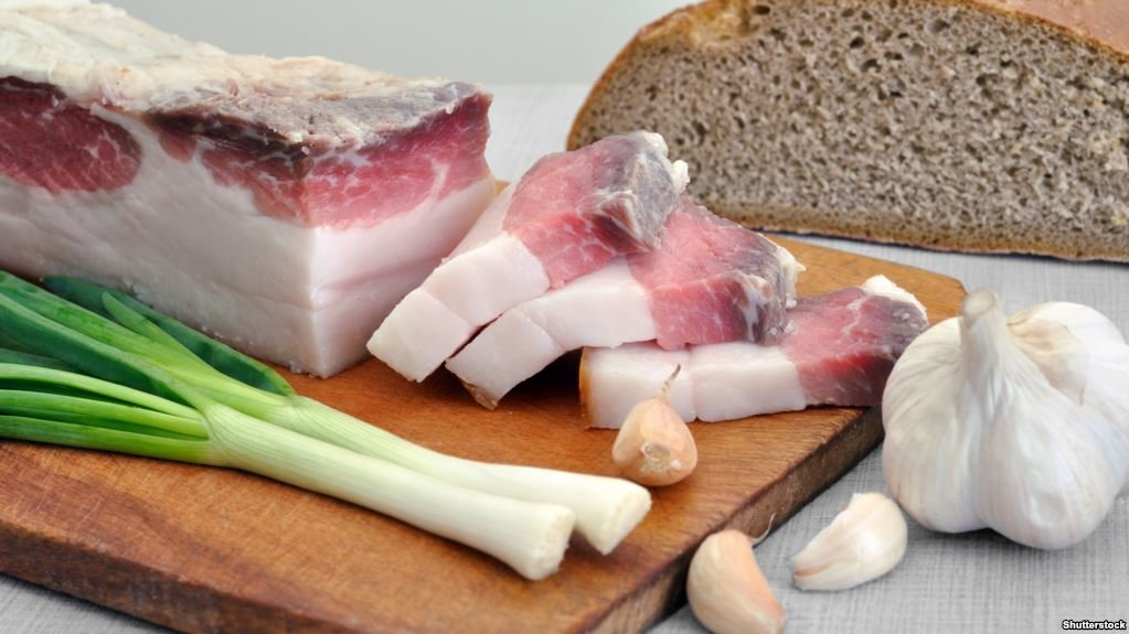 Українці їдять втричі менше свинини, ніж європейці
