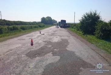 На Борщівщині автобус збив дівчину: потерпіла у важкому стані в лікарні (ФОТО)