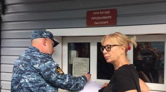 Денісову не впустили до українського в'язня Карпюка у Володимирському централі