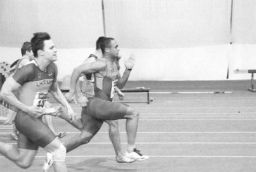 Студенти ТНЕУ – переможці Чемпіонату України з легкої атлетики серед юніорів (ФОТО)