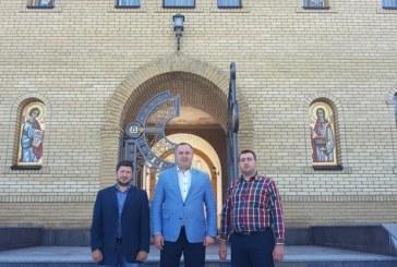 Колектив юрфаку ТНЕУ співпрацює з Колодненською об'єднаною територіальною громадою (ФОТО)