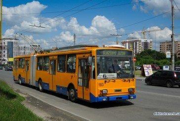 На дороги Тернополя виїхав ще один чеський тролейбус «Škoda 15Tr» (ФОТО)