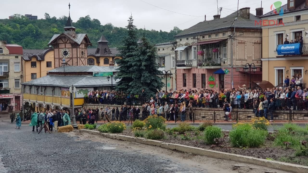Реконструкція бою галицької армії на фестивалі у Чорткові (ФОТО, ВІДЕО)