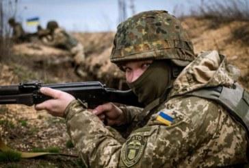 Снайпер ВСУ прицільним пострілом ліквідував терориста-кулеметника (ВІДЕО)