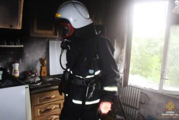 У багатоповерхівці Тернополя замикання електропроводки холодильника спричинило пожежу (ФОТО)