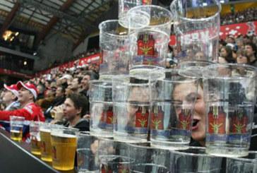 УЄФА дозволив вживати алкоголь на стадіонах