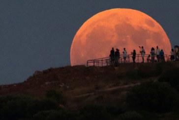 У липні буде Кривавий Місяць: Українці побачать найдовше у ХХІ столітті місячне затемнення